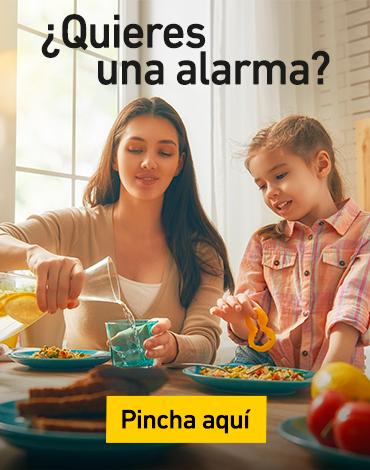 Conoce nuestras Alarmas Prosegur