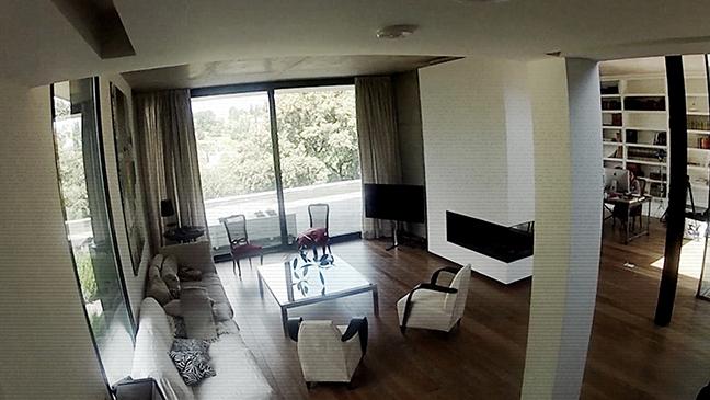 alarmas con control remoto para el hogar