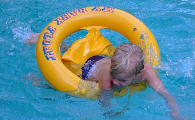 Seguridad en piscinas