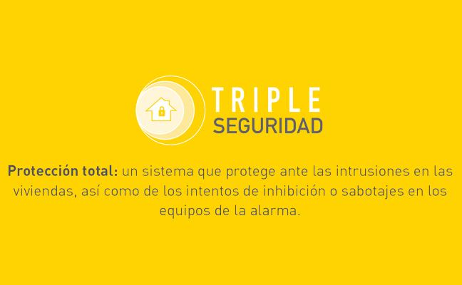 La triple seguridad de Prosegur
