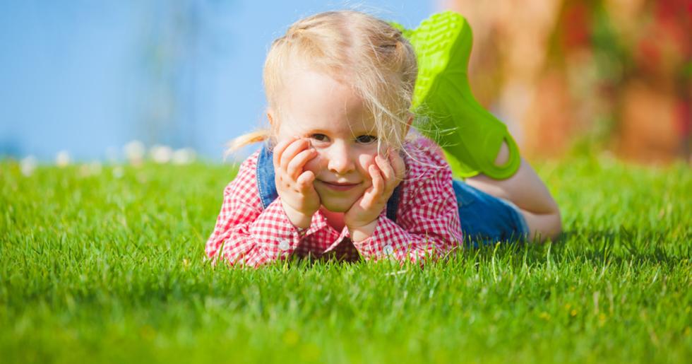Consejos para tener un jardín seguro para los niños