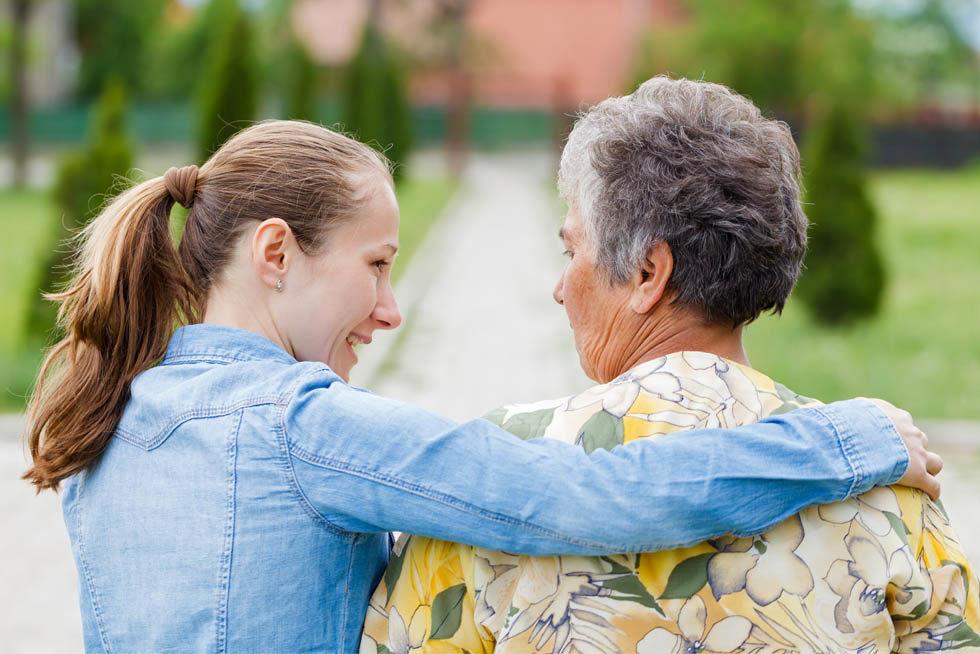 Cuidados personas mayores