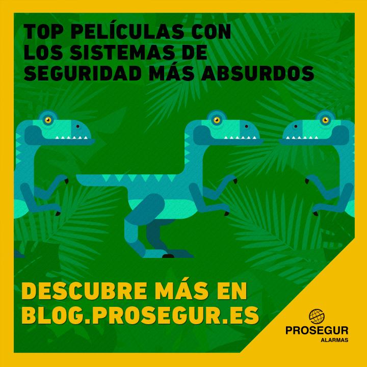 Películas sistemas de seguridad. Blog Prosegur.