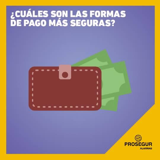 Descubre las formas de pago más seguras en Blog Prosegur.