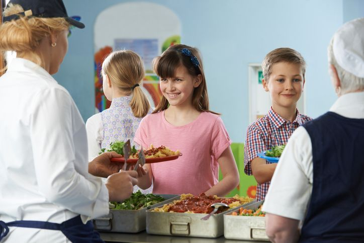 Seguridad alimentaria en un colegio o comedor escolar - Blog Prosegur