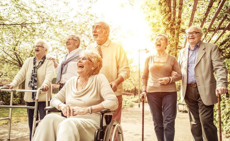 Servicio de teleasistencia para mayores - Blog Prosegur