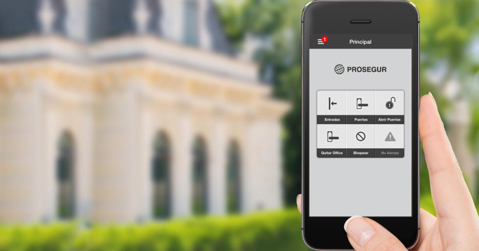 App de seguridad para el Control de accesos - Blog Prosegur