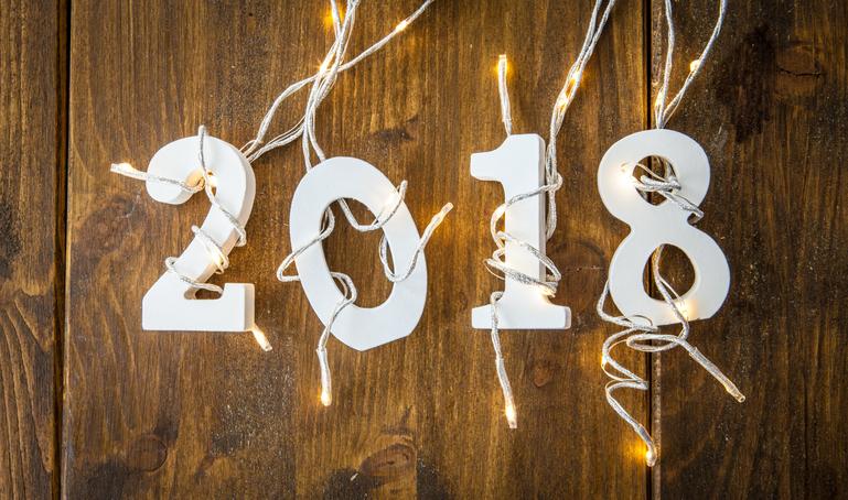 Propósitos de año nuevo para el 2018