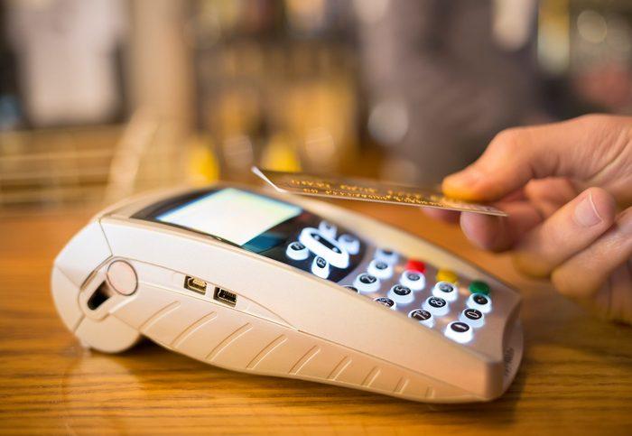 anual contactless de la tarjeta de crédito