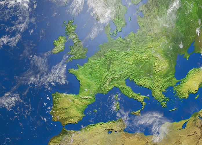 Europa, el continente más seguro