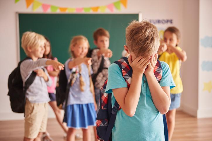 qué hacer si mi hijo hace bullying a los demás