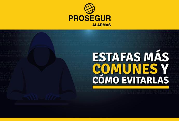 cuáles son las estafas más comunes en España - Blog Prosegur