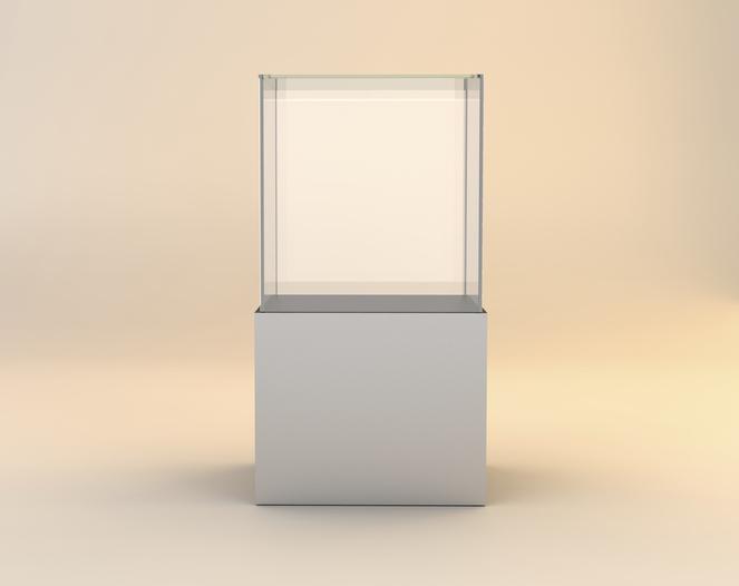 vitrinas blindadas de alta seguridad